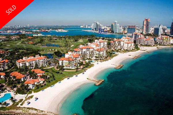 7600 Fisher Island Dr.